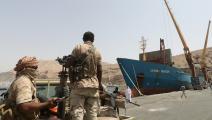 أطماع أبو ظبي في موانئ وثروات اليمن لا تنتهي (كريم صهيب/فرانس برس)