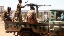 الجيش السوداني (ابراهيم حميد/فرانس برس)