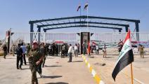 يمتلك العراق أكثر من 22 منفذاً برياً حدودياً (Getty)
