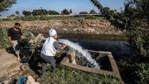 تتعنت إثيوبيا ببنود تتعلق بحالات الجفاف (خالد دسوقي/فرانس برس)