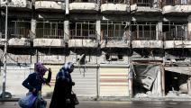 مدينة الموصل العراقية (زياد العبيدي/فرانس برس)