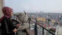 تركيا هواتف ذكية (كافح كاظمي/ Getty)