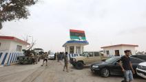 سيطرت قوات الوفاق على القاعدة في 18 مايو (محمود تركية/الأناضول)