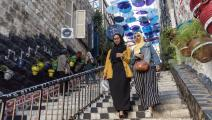 النساء الأردنيات (بيتر سفارك/Getty)