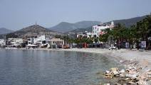سياحة تونس تدفع ثمناً باهظاً من إقفال كورونا (فرانس برس)