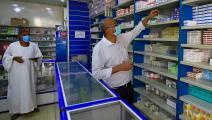 ارتفاع كبير في أسعار الأدوية (أشرف الشاذلي/فرانس برس)