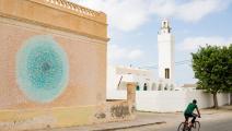 جدارية في تونس