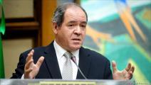 وزير الخارجية الجزائري صبري بوقادوم(العربي الجديد)