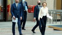 رئيسة المفوضية الأوروبية أورسولا فون دير لاين تقود المواجهة مع بكين