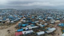 1500 مخيم للاجئين في الشمال السوري وخوف من انتشار كورونا  (Getty)