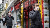 المركزي التركي يؤمن الليرة ضد حرب المصارف