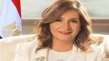 وزيرة الهجرة المصرية نبيلة مكرم (فيسبوك)