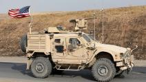 نقطة جديدة للقوات الأميركية في الحسكة السورية (Getty)