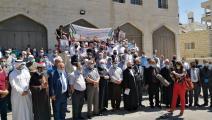 أئمة المساجد في غزة (العربي الجديد).