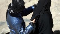 تدريب على الخطف في اليمن (أحمد غرابلي/ فرانس برس)