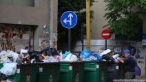 أزمة النفايات- بيروت(حسين بيضون)