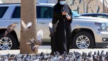 ما زالت الكويتية تطالب بحقوقها الأساسية (ياسر الزيات/ فرانس برس)