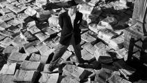 """أورسون ويلز و""""المواطن كاين"""": أفضل فيلم من دون لوائح صحافية (آبيك/ Getty)"""