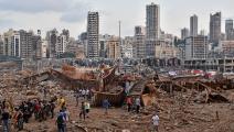 كارثة بيروت: لا اعتراف بالجُرم ولا توبة (فرانس برس/Getty)
