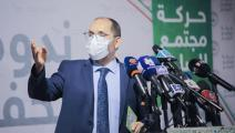 حركة مجتمع السلم (العربي الجديد)