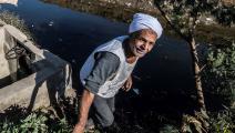 النيل في مصر (خالد دسوقي/ فرانس برس)