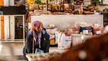 تعب السكان من هذه الأزمة (دليل سليمان/ فرانس برس)