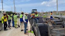 طرق الصومال (صندوق قطر للتنمية)