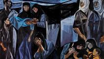 لوحة محمود صبري - القسم الثقافي