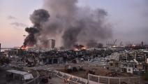 كارثة بيروت: أي سينما سترويها؟ (حسام شبارو/ الأناضول)