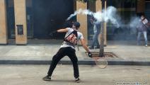 مواجهات بيروت/سياسة/حسين بيضون