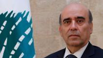 شربل وهبة وزير الخارجية اللبناني