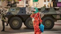 كورونا في المغرب (فاضل سنا/ فرانس برس)