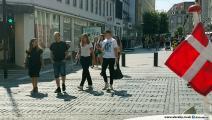 الدنماركيون راضون عن حكومتهم - دنمارك(ناصر السهلي/العربي الجديد)