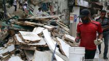 خسائر هائلة ألحقها انفجار المرأ باقتصاد لبنان (حسين بيضون/العربي الجديد)