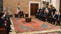 لبنان: الاستشارات النيابية الملزمة (حسين بيضون)