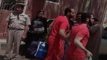 طبيب وصيدلي مصري محكومان بالإعدام (تويتر)