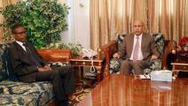 رئيس الوزراء الموريتاني محمد ولد بلال