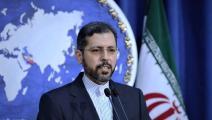 المتحدث باسم الخارجية الإيرانية سعيد خطيب زادة-تويتر