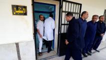 سجن مصري- فرانس برس
