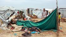 فيضانات اليمن- فرانس برس