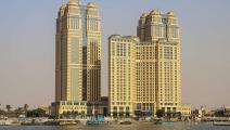 فندق فيرمونت في القاهرة (سامر عبدالله/فرانس برس)