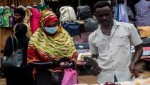كورونا - السودان (محمود حجاج/الأناضول)