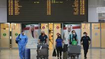 معظم سكان الكويت وافدون أجانب (ياسر الزيات/ فرانس برس)