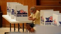 الانتخابات الأميركية (مايكل توماس/Getty)