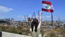 انفجار بيروت (الأناضول)
