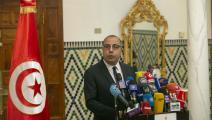 رئيس الحكومة التونسية المكلف هشام المشيشي (ياسين قايدي/الأناضول)