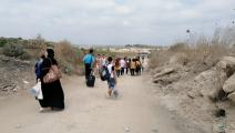 زيارة الداخل المحتل تشعل منصات التواصل في فلسطين (العربي الجديد)