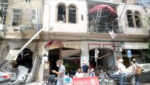 انفجار مرفأ بيروت (حسين بيضون)