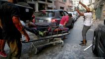 انفجار بيروت- حسين بيضون