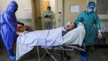 تمديد حالة الطوارئ في فلسطين 30 يوماً لمواجهة كورونا (Getty)